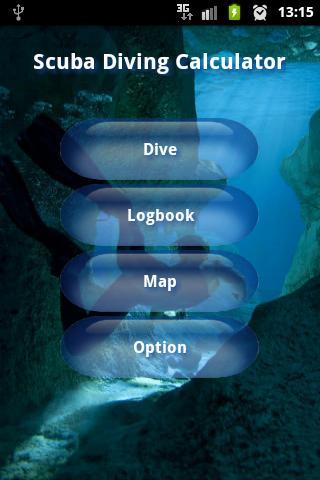 水肺潛水計算器