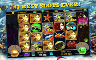 Screenshot of Ocean Slots ™ - Casino Pokies