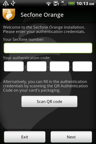 Secfone Installer
