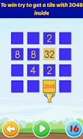 Screenshot of 2048 Pro