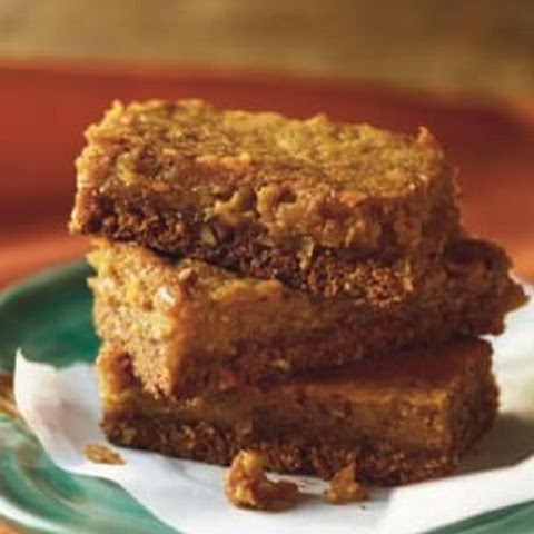 Ooey Gooey Pumpkin Bars