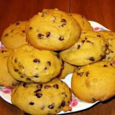 Pumpkin and Chocolate Chip Biscuits