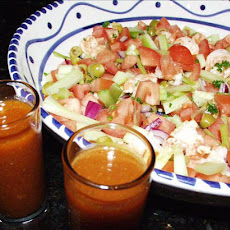 Bloody Mary Salad