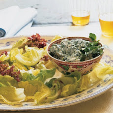 Spinach-and-Watercress Dip