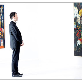 Мeeting of the Arts by Europa Films - People Portraits of Men ( music, gallery, art, artistic, portrait )