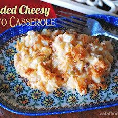 Loaded Cheesy Potato Casserole