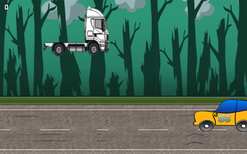 Crazy Truck 2D - screenshot