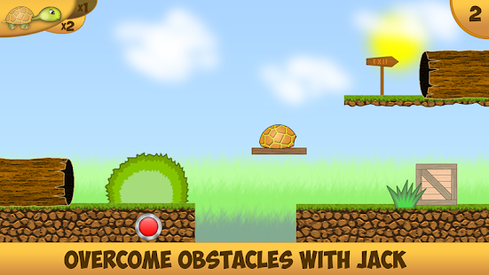 Turtle Jack's Adventures - screenshot
