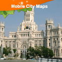Madrid Street Map icon