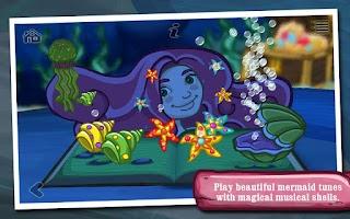 Screenshot of The Little Mermaid