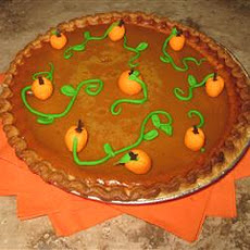 Pumpkin Pie I
