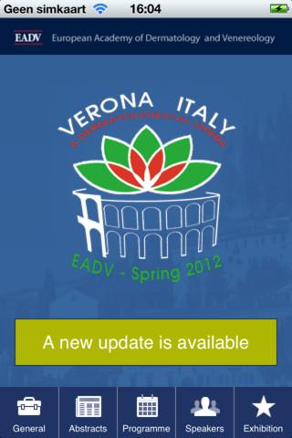 EADV Verona 2012