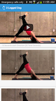 Screenshot of Yoga Warm Up for Running