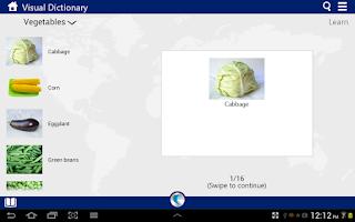 Screenshot of Learn French by WAGmob