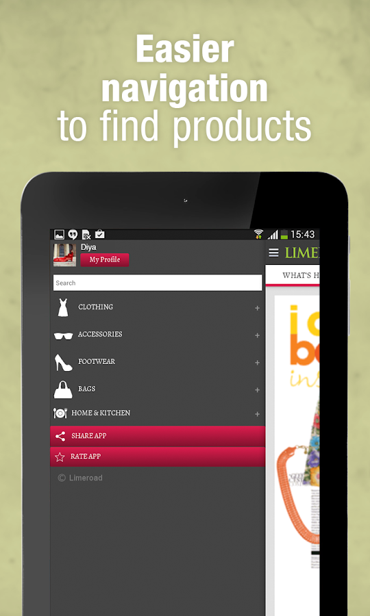 LimeRoad - Online Shopping Screenshot 18
