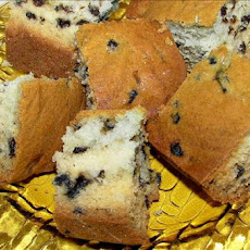 Grandpa Long's Blueberry Cake
