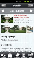 Screenshot of Real Estate by LooknMove.com