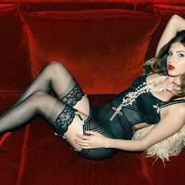 Christina Mia Photography by Christina Mia - Nudes & Boudoir Boudoir (  )
