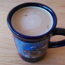 Authentic Cafe' Con Leche (Coffee With Milk)