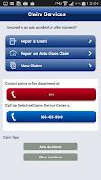 Screenshot of Selective Mobile