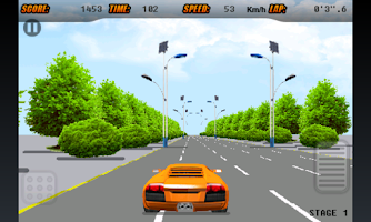 Screenshot of Gtr Turbo 3d