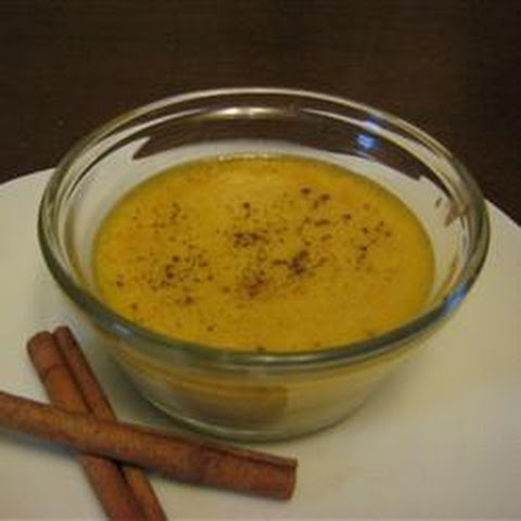 Coconut Pumpkin Custard Recipe | Yummly