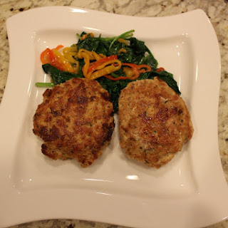 Ground Chicken Patties