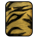 KB SKIN - Tiger Print icon