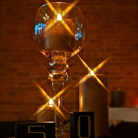 The Big 50 by Wally VanSlyke - Artistic Objects Glass