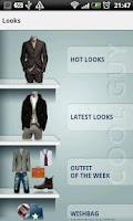 Screenshot of Cool Guy - Style App for Men