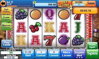 Screenshot of Slots TOURnament Slot Machines