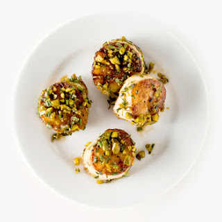 Nut Crusted Scallops Recipes
