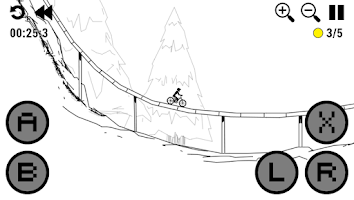 Screenshot of Daredevil Stunt Rider MTB BMX