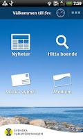 Screenshot of STF Hotell & Vandrarhem