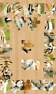Jigsaw Animal For Kids - screenshot