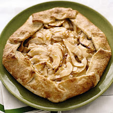 Apple-Pear Galette