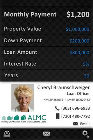 Braunschweiger Mortgage Calc.