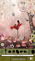 Screenshot of Hidden Object: Thumbelina Free