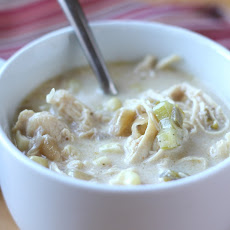 Chunky Chicken Corn Chowder