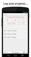 Screenshot of Fitness Point