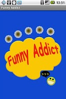 Screenshot of Funny Addict