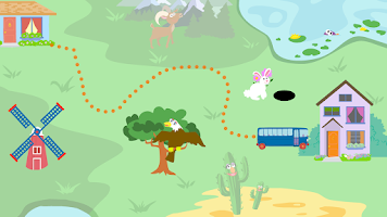 Screenshot of The Big Moving Adventure
