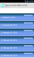 Screenshot of IBPS PO BANK EXAMS 2014