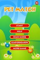 Screenshot of PET MATCH (Link Link KAN)