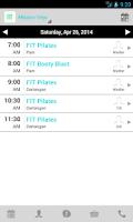 Screenshot of Fit Pilates Studio