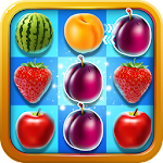 Fruit Crush - Match 3 games 1.2 Apk
