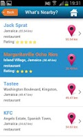 Screenshot of Jamaica Guide Map & Hotels