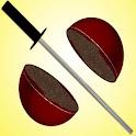 Katana and Balls icon