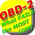 OBD2 What Fails Most (GM) icon