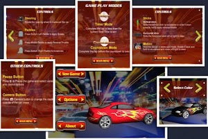 Screenshot of Race Gear-Feel 3d Car Racing